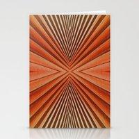 Geometric  Pattern Desig… Stationery Cards