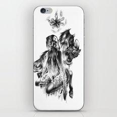 Symbiosis II iPhone & iPod Skin
