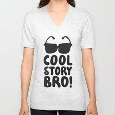 Cool Story Bro Unisex V-Neck