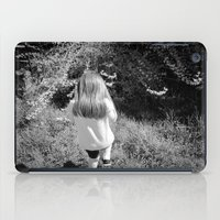Pickin' Flowers In The S… iPad Case