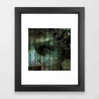 DEUS Framed Art Print