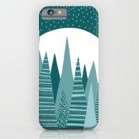 Moonlight Forest iPhone 6 Slim Case