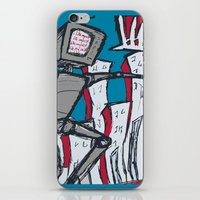 Manhattan Vs. Depressed … iPhone & iPod Skin
