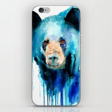 American black bear iPhone & iPod Skin