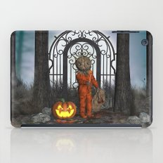 Trick R Treat iPad Case