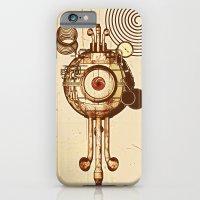 hypnotism iPhone 6 Slim Case