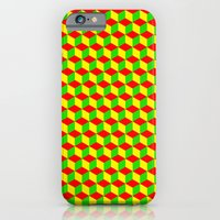 Cubed - Rasta iPhone 6 Slim Case
