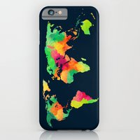 iPhone Cases featuring We are colorful by Budi Kwan