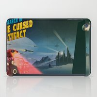 In Search of the Cursed Artifact iPad Case
