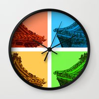 A Few Reflections On An … Wall Clock