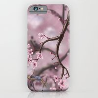 iPhone & iPod Case featuring Cherry Blossom by Elisa Camera