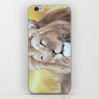 Majestic iPhone & iPod Skin
