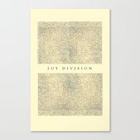 joy division Canvas Print