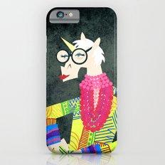 Iris the Unicorn of Fashion Slim Case iPhone 6s