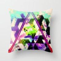 INFIANGLE Throw Pillow