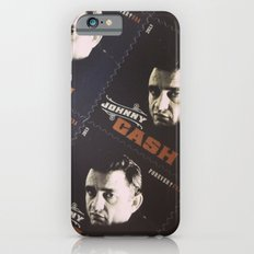 Johnny Cash Stamps Slim Case iPhone 6s