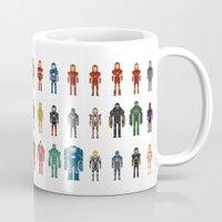 Iron Man - The Pixel Collection Mug
