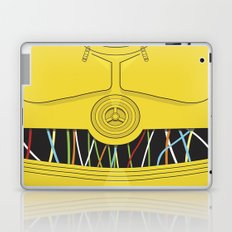 C3P0 Laptop & iPad Skin