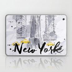 New York 01 Laptop & iPad Skin