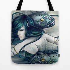 Zodiac Sign: Pisces Tote Bag