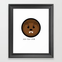 Andy Awesome® Series 1 … Framed Art Print