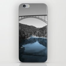 New River Teal? iPhone & iPod Skin