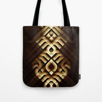 Psycho Fauna Chamamé (ground) Tote Bag