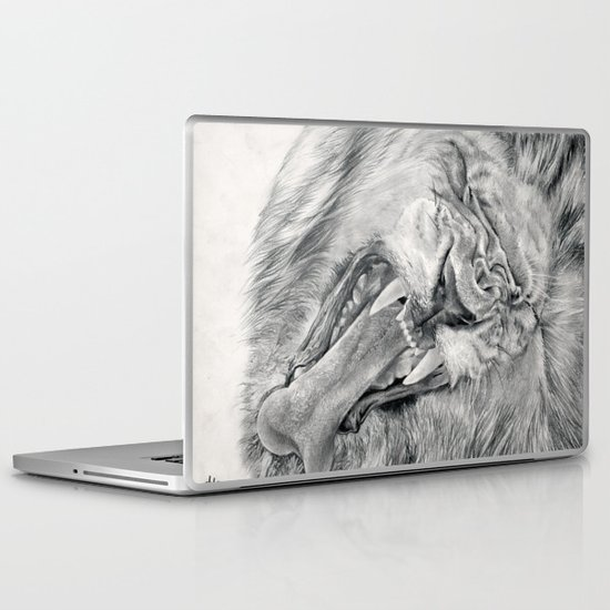 I feel rock&roll Laptop & iPad Skin