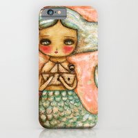 iPhone & iPod Case featuring Another Great Catch by Danita Art
