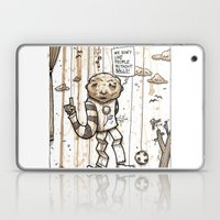 We Don't Like People Wit… Laptop & iPad Skin