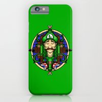 iPhone & iPod Case featuring Luigi's Lament by Shana-Lee