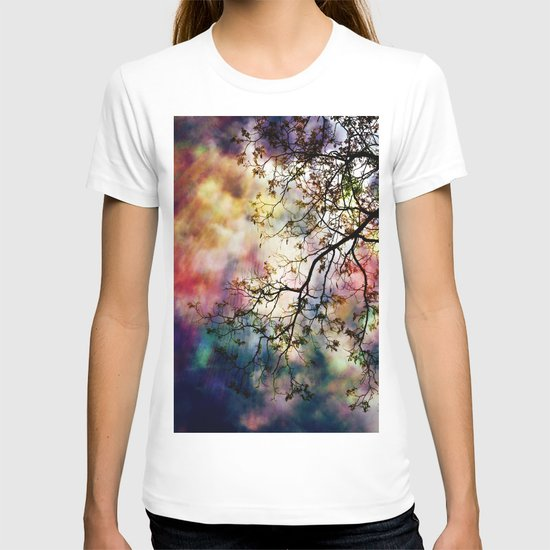 the Tree of Many Colors T-shirt
