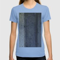 In Between Womens Fitted Tee Athletic Blue SMALL