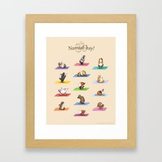 The Yoguineas Collection… Framed Art Print