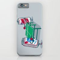 iPhone & iPod Case featuring Beer Pong by Ben Douglass