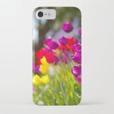 Tulips Slim Case iPhone 7