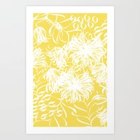 Bright Breezy Art Print