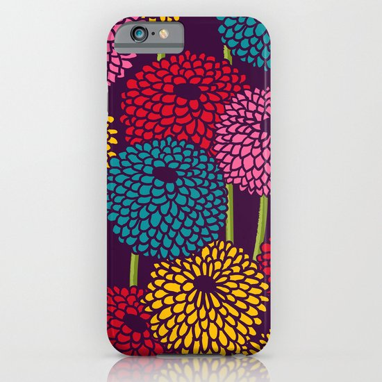 Full of Chrysant iPhone & iPod Case
