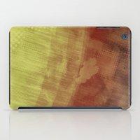 Halftone Australis iPad Case