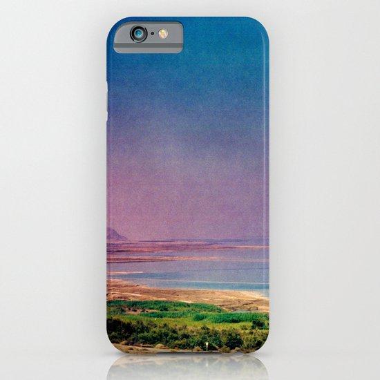 Dreamy Dead Sea I iPhone & iPod Case