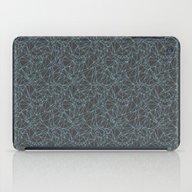 iPad Case featuring Skulled by Lupa Bonadio