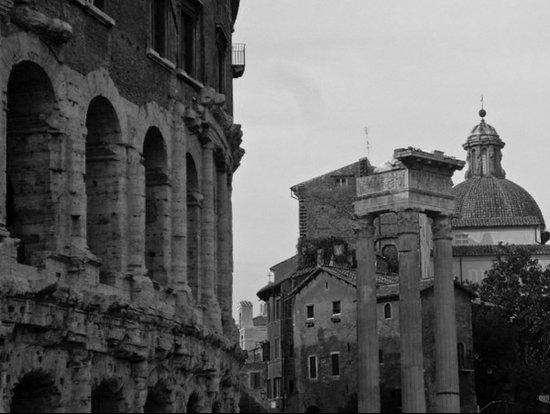 Roman Wanderings Art Print