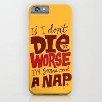 Die Or Worse iPhone 6 Slim Case