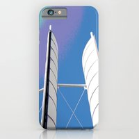 iPhone & iPod Case featuring Metal Sails #1 by Ashley Marcy