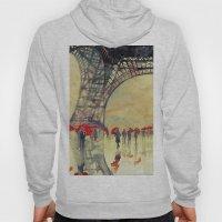 Winter in Paris Hoody
