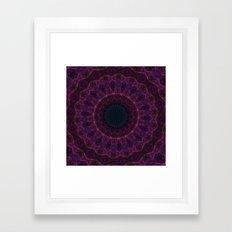 Atomic Freak Framed Art Print
