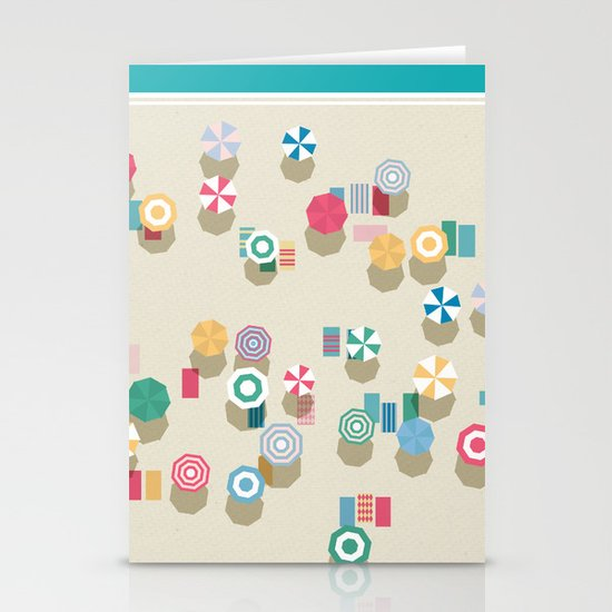 Summer High Stationery Card