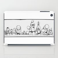 Ensemble iPad Case
