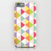 Love Triangle iPhone 6 Slim Case