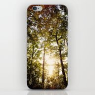 Sunset Glow iPhone & iPod Skin
